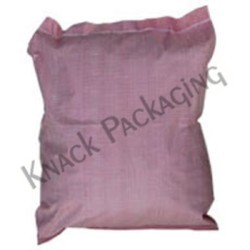 HDPE/PP Woven Checks Designed Bags
