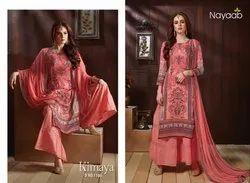 Nayaab Ladies Satin Suits