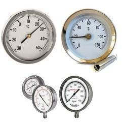 Glass Temperature Gauge