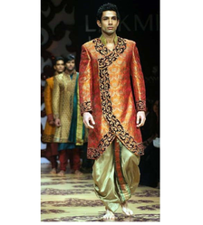 Trendy Groom Sherwani
