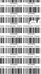 Barcodes in Variable Data