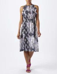 Ladies Halter Neck Dress