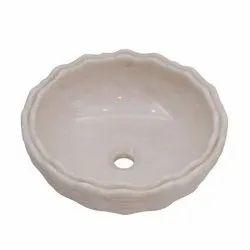 Capstona Impression Marble Wash Basin