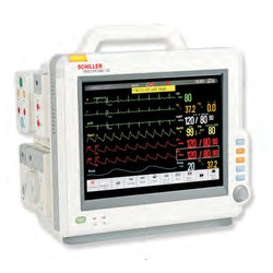 Truscope Elite - A5 12.1 Modular Multi-pare Patient Monitor