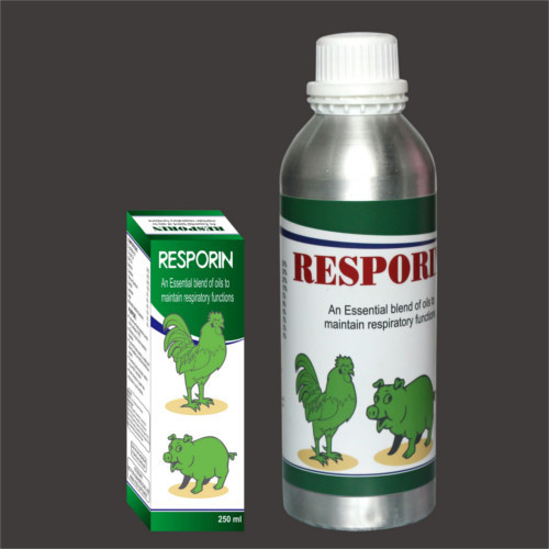Eucalyptus Oil Based Herbal Respiratory Tonic