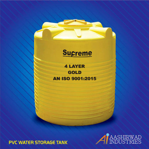 Water Tank - 4 Layer Gold Tank Manufacturer from Nagpur
