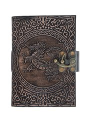 Dragon Leather Embossed Journal