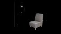 Single Seater Sofa for Home - Transpose 1 Seater Sofa