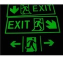 Exit Glow Signage Board