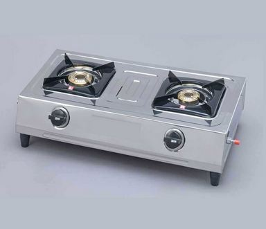 Two Burner High Thermal Efficient LPG Stoves