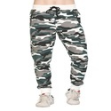Army Print Track Pants For Men