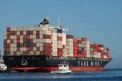 Sea Freight Forwarding in Pan India