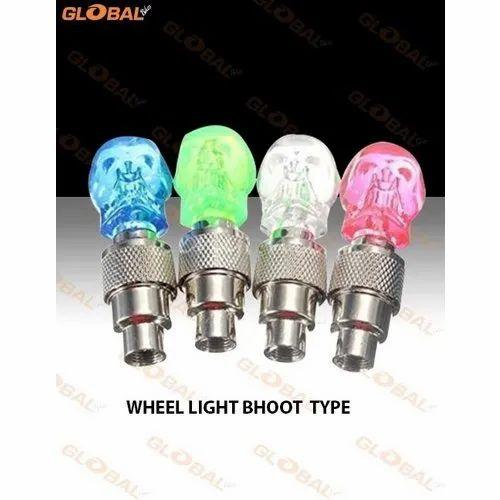 Bhoot Type Wheel Light