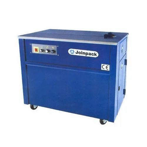 Electric Mild Steel Semi Automatic Box Strapping Machine