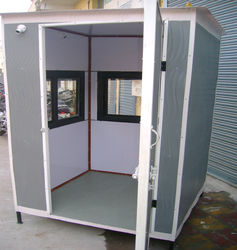 FRP Shielding Security Cabin