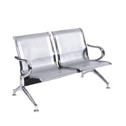 MBTC Two Seater Metal Chair