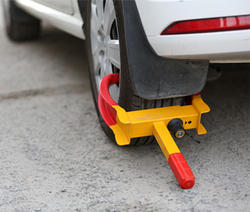 Wheel Lock for Cars