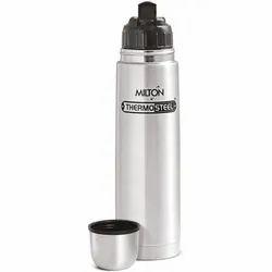 Stainless Steel Milton Thermosteel Flip Lid Flask, Capacity: 1000 Ml