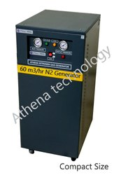 High Capacity Nitrogen Gas Generator