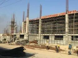 Commercial Projects Concrete Frame Structures Building Contractor Services