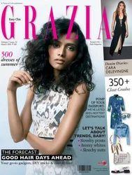 Grazia Magazine Cover Photography Services