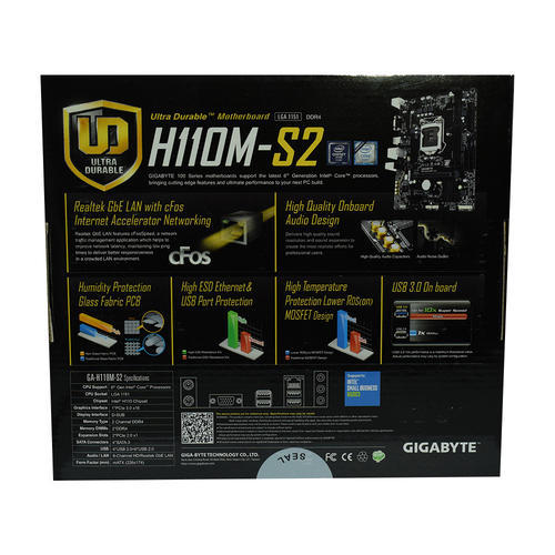 Ultra Durable Motherboard