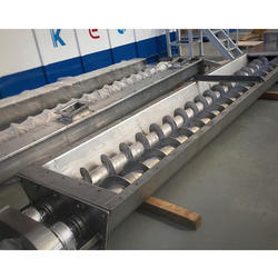 SS Screw Conveyor System