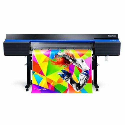 Roland vinyl printing machines