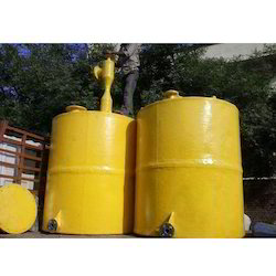 Brine FRP Storage Tanks