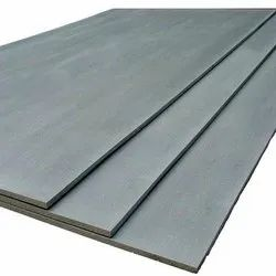 White Drywall Clad Fibre Cement Siding Board, for Floors & Roofs