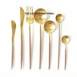 Fancy Metal Cutlery