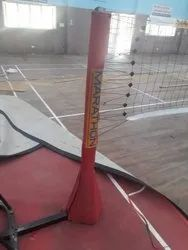 Sepaktakraw Post And Umpire Chair