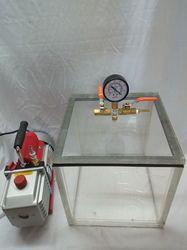 Acrylic Vaccum Chamber