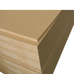 MDF Rectangular Board, Thickness: 6-25 mm