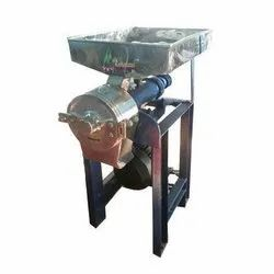 8 Inches Diameter Pulveriser Machine