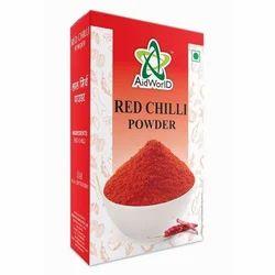 Aidworld Packed Red Chilli Powder