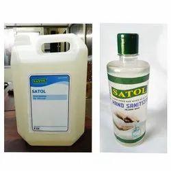 Hand Sanitizer Alcohol Based Kill Virus