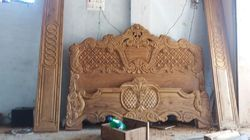 Wooden Decorative Bed
