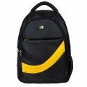 Black, Yellow 1680 X 1680 Pnp College Backpack Bag