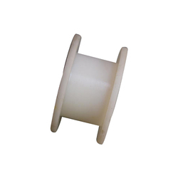 Plastic Flanged Guide Pulleys