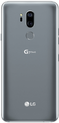 Grey LG G7 Plus ThinQ Mobile Phones