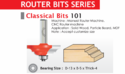 PCD Router Bits