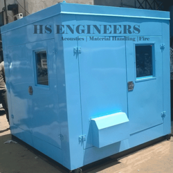 Acoustic Hood for Blowers