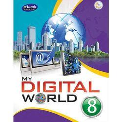SV Publications Self Help My Digital World, Class: Secondary Stage