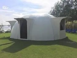 FRP Dome Shelters