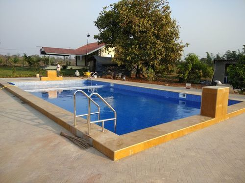 Swimming Pool - Round Swimming Pool Manufacturer from Mumbai