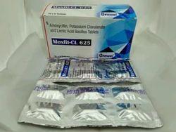 Moxfit Cl 625 Tablets
