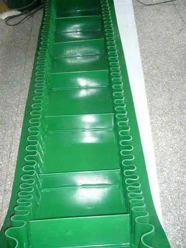 PVC Cleated Belt