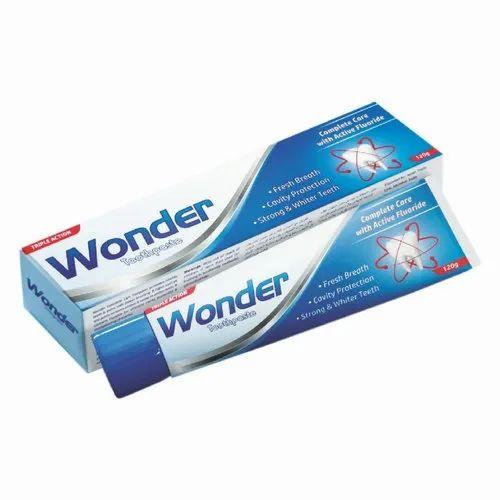 Wonder Toothpaste