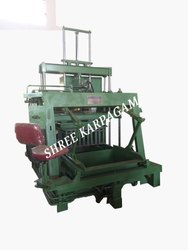Solid Concrete Block Making Machine Autofeeder
